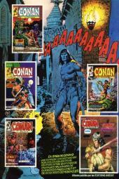 Verso de Conan le barbare (Artima/Aredit 3e série) -2- La vengeance du désert