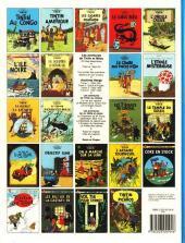 Verso de Tintin (Historique) -5C8- Le lotus bleu