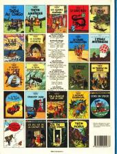 Verso de Tintin (Historique) -8C6bis- Le sceptre d'Ottokar