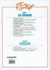 Verso de César et Ernestine -INT1a- Tout César - L'école des gags
