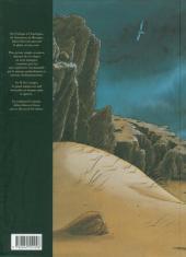 Verso de Julien Boisvert -INTb2001- Intégrale