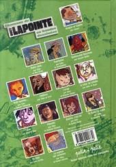 Verso de Chansons en Bandes Dessinées  - Chansons de Boby Lapointe en bandes dessinées