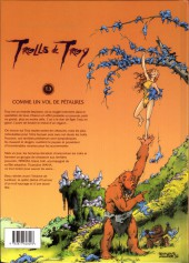 Verso de Trolls de Troy -3- Comme un vol de pétaures