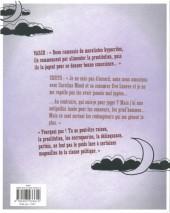 Verso de Corto Maltese (2011 - En Noir et Blanc) -10- Tango
