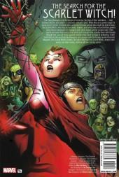 Verso de Avengers: The Children's Crusade (2010) -INT- Avengers: The Children's Crusade