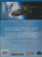 Verso de L'histoire de l'astronautique -1- Nous irons jusqu'aux astres