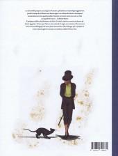Verso de Une Aventure d'Antonin Phylifandre - La Couronne de Ptah