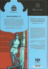 Verso de Blue Estate -2- Tome 2