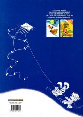 Verso de Boule et Bill -02- (Édition actuelle) -10b2008- Bill, chien modèle