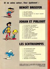 Verso de Benoît Brisefer -4b72- Tonton Placide