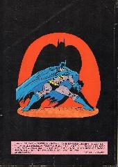 Verso de Un max' de... -1- Un max' de Superman et Batman - Dans son cœur, l'ennemi