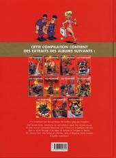Verso de Les pompiers -BO3- Au féminin