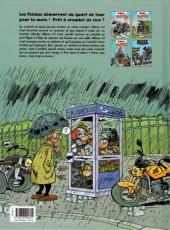 Verso de Les fondus de moto -4- Les fondus de moto 4