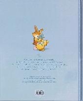 Verso de La famille Passiflore -1- L'anniversaire de Dentdelion