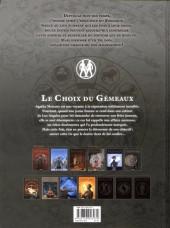 Verso de Zodiaque (Delcourt) -3- Le Choix du Gémeaux