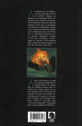 Verso de Abe Sapien -2- La Ballade du diable