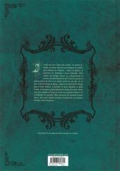 Verso de Fairy Quest -1- Les Hors-la-loi