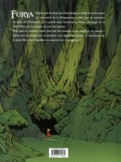 Verso de Furya -1- La vierge rouge