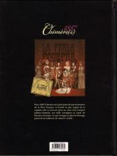 Verso de Chimère(s) 1887 -2- Dentelles écarlates