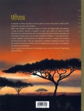 Verso de Les munroe -3- Les larmes de Kibera