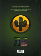 Verso de Caktus -2- Game au vert