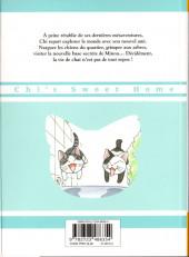 Verso de Chi - Une vie de chat (format manga) -8- Tome 8