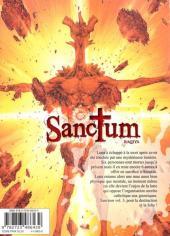 Verso de Sanctum -3- Raqiya - Volume 3