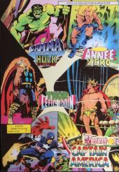 Verso de Captain America (1re série - Aredit - Artima Color Marvel Super Star) -7- Dans les griffes de la Gargouille