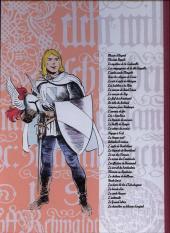 Verso de Blason d'Argent -16- Le Château de Teillerac ... Les hors-la-loi d'Estrabagnac
