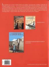 Verso de Épervier (Les rendez-vous de l') -8RDV5- Les rendez-vous de l'Épervier (5)