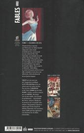 Verso de Fables (Urban Comics) -1- Légendes en exil
