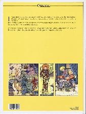 Verso de Les eaux de Mortelune -3- Le prince et la poupée