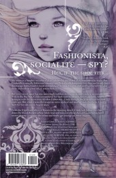 Verso de Cinderella: Fables are forever (2011) -INT- Fables are forever