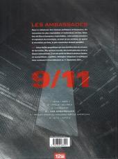 Verso de 9/11 -4- Les ambassades