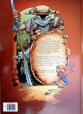 Verso de Tibill le Lilling -2- Mata a ri