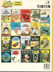 Verso de Tintin (Study Comics - del Prado) -1- Les 7 boules de cristal