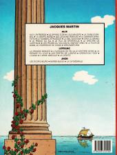 Verso de Alix -1b1986- Alix l'intrépide
