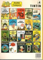 Verso de Tintin (Study Comics - del Prado) -4- Au pays de l'or noir