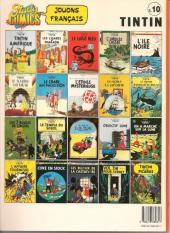 Verso de Tintin (Study Comics - del Prado) -10- Tintin au Tibet