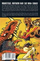 Verso de Thunderbolts Vol.1 (Marvel Comics - 1997) -INT09- Violent Rejection