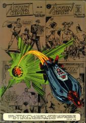 Verso de Superman (Sagédition - Présence de l'avenir) -RC03- Superman : La vie de Superman