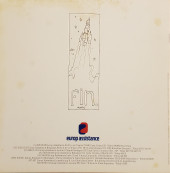 Verso de (AUT) Giraud / Moebius -17Pub- Europ Assistance - Une belle aventure