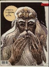 Verso de La mémoire des Celtes -1- Les navigations de Mael Duin