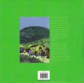 Verso de (AUT) Will - Le jardin des couleurs