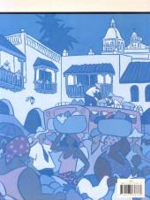Verso de Dieter Lumpen (Les Aventures de) -3- Caraïbes