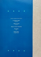 Verso de Largo Winch -IntTL02- Business Blues
