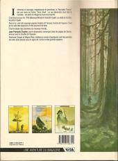Verso de Les pionniers du Nouveau Monde -1b1987- Le pilori