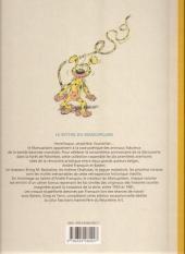 Verso de Marsupilami (Le Soir) -9- Le papillons des cimes
