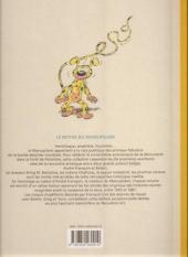 Verso de Marsupilami (Le Soir) -8- Le temple de boavista