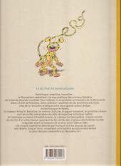Verso de Marsupilami (Le Soir) -7- L'or de boavista